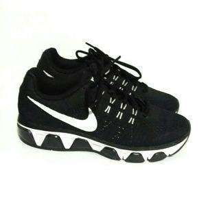 Nike Black & White Sneakers 6.5